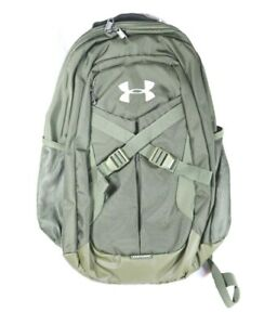 Under Armour Recruit 2.0 Storm Backpack Guardian Green / Silver 1329814 315