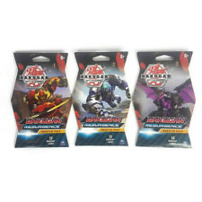 Bakugan Battle Brawlers Planet Resurgence Booster Packs 3 Packs 30 Cards Total