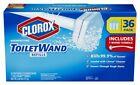 Clorox ToiletWand, 36 Disinfecting Refills + 1 Handle,NEW!