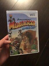 New Sealed Madagascar Kartz (Nintendo Wii, 2009)