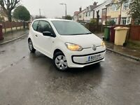 VOLKSWAGEN UP 1.0, CHEAP INSURANCE, £20 ROAD TAX A YEAR