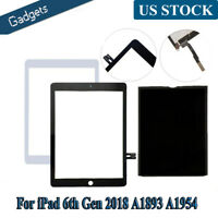 LCD For iPad 6th Gen 2018 A1893 A1954 Replace Display +Touch Screen Digitizer %