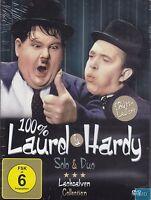 Stan LAUREL & Oliver HARDY (Dick & Doof) + Lachsalven + DVD Special Edit 280 Min