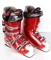 Nordica 14 Speed Machine Red/Black Size 25.5 Downhill Ski Boots