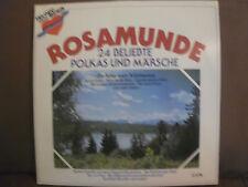 ROSAMUNDE -  24 Beliebte  POLKAS und MÄRSCHE