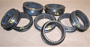 Muncie 4 Speed M20 M21 M22 Sliders O.E. take outs Quantity of 8 USED