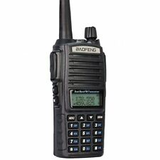 Portable Handheld Police Radio Scanner 2 Way Transceiver HAM Fire Antenna