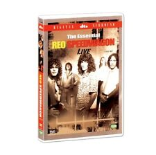 The Essential REO SPEEDWAGON Live DVD (Sealed)