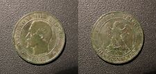 Napoléon III - 10 centimes 1855 MA, Marseille réf F.133/29