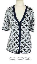 COS skandinavisches Design Damencardigan L/XL Damen Cardigan Strickjacke /0335A