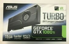 ASUS GeForce GTX 1080 Ti 11GB GDDR5X Graphics Card