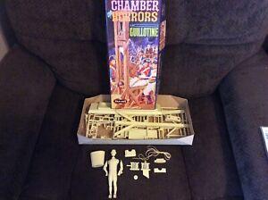 Polar Lights The Chamber of Horrors The Guillotine Model Kit