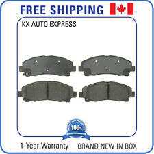 FRONT CERAMIC BRAKE PADS FOR ACURA TL 2009 2010 2011 2012 2013 2014 D1102