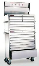 """36"""" Stainless Steel Tool Box Chest Roll Cab Storage large Brand New"""