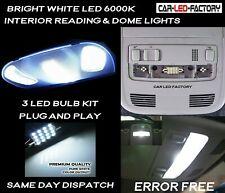 VW TRANSPORTER T4 & T5 93+ LED INTERIOR READING DOME LIGHT UPGRADE BRIGHT WHITE