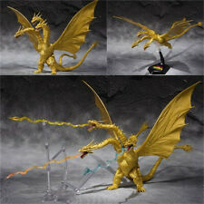 S.H. Monsterarts King Ghidorah Ghidrah Godzilla King of the Monsters KOTM Figure