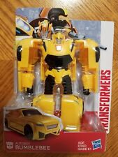 Transformers Authentics AutoBot BUMBLEBEE 6.5 inch 4-Step Action Figure New