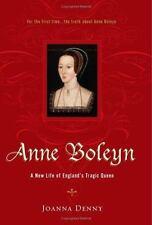 Anne Boleyn: A New Life of England's Tragic Queen-ExLibrary