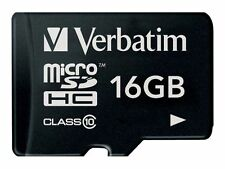WOW Verbatim Microsdhc-card 16gb Class 10 15-020-299