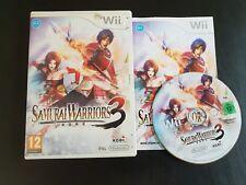 NINTENDO Wii : samurai warriors 3