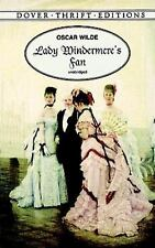 Dover Thrift Editions: Lady Windermere's Fan by Oscar Wilde 2011 Paperback book