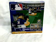 MLB OYO Playmaker Set Chicago Cubs New York Mets Noah Syndergaard Anthony Rizzo