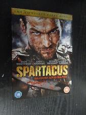 ***Spartacus: Blood And Sand Season 1 [DVD] REGION 2*** FREE P&P