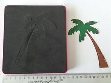 Rare Sizzix Bigz Hello Kitty Palm Tree - Craft Die Cutter