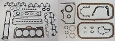 FOR TOYOTA MR2 CELICA 1.6 4AGE AW11 BOTTOM END SUMP GASKET SET & HEAD GASKET SET