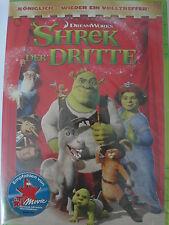 Shrek 3 - Der Dritte - Familie Anime mit Gestiefelte Kater, Esel, Froschkönig
