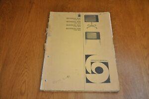 Beovision 3500 3600 4000 5000 Colour Television Service Manual