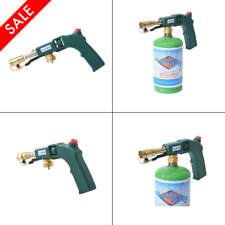 1 Lb Handheld Propane Torch With Self Ignition Cylinder Rugid 27000 Btu Air Cool