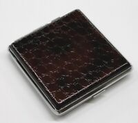 High Quality Leather Large Cigarette Case/Box For 20 Cigs