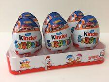 Huevo de chocolate Kinder Sorpresa alegrías Soporte de exhibición de la tienda de cartón China 2017 Rara