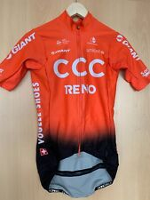 CCC Rain Wind and Rain Jersey Short Sleeve ETXEONDO S