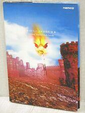 SOUL CALIBUR II 2 Original Soundtrack w/CD Book Art Illustration Book DC04*