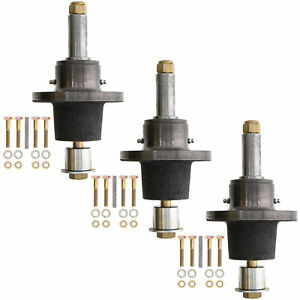"""SureFit Spindle Assembly for Scag 461663 Turf Tiger Cub Cheetah Wildcat 52"""" 3PK"""