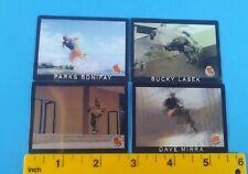 Dave Mirra Bucky Lasek Parks Bonifay Extreme Sports Trading Cards Burger King