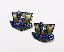10/11 Barclays Premier League Campeones/2 X brazo Parche = Tamaño de Niños