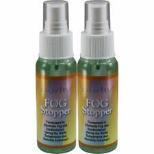 2 2oz Bottle of Birdz Anti Fog Spray for Glasses Swimming Paintball Diving