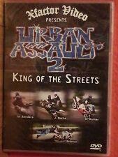 Urban Assault Volume 2:  King of the Streets DVD (Motorcycle Stuntmen) Brand New