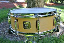 "ADD this GRETSCH 14"" CATALINA CLUB NATURAL SATIN SNARE DRUM to YOUR SET! #A169"