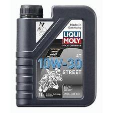 Liqui Moly 1 L SAE Viskosität 10W30 Konfetti Motoröle fürs Auto und Motorrad