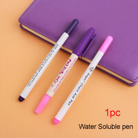 Disappear Sewing Tool Home Double Head Erasable Pen Fabric Marker Water Soluble