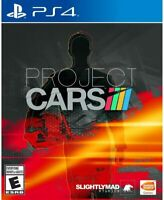 Project Cars Playstation 4 PS4 **FREE UK POSTAGE!!** (N)