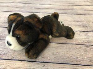"""FAO Schwarz Aussie Puppy, 10""""Plush Stuffed Animal"""