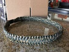 Dog Collars, Handmade Double Cobra Knot Paracord