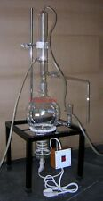 DISTILLATION APPARATUS 5LTR  LAB SUPPLIES LAB GLASSWARE KFW