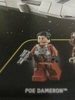 LEGO Star Wars  75273 POE DAMERON.NEW