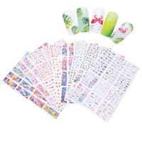 3 Sheets Nail Art Water Decals Dreamcatcher  Nail Transfer Stickers